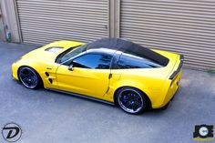 Corvette powah