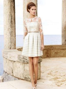 cae1ab8456e22 15 mejores imágenes de vestidos pomposos