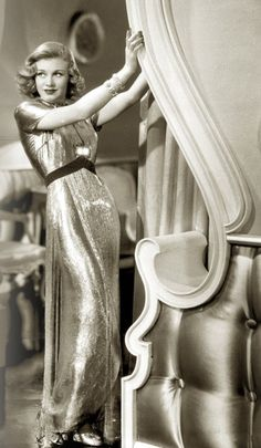 Ginger Rogers <3 1930's
