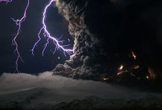 The world's most active volcanoes