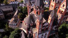 """""""Hessen von oben"""" - Der Limburger Dom"""