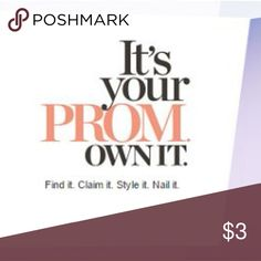 PROM DRESSES ON SALE & FREE SHIPPING Check out my closet for PROM dresses!!  Bundle a prom dress for a HUGE discount & free shipping.  Thanks for shopping my Posh closet @cjrose25!!! Prom Dress Dresses Prom
