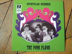 PINK FLOYD Interstellar overdrive LP Demo rare remaster