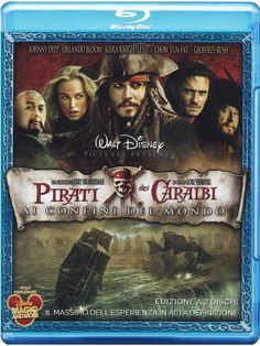 Pirati Dei Caraibi - Ai Confini Del Mondo (2 Blu-Ray): Amazon.it: Johnny Depp, Orlando Bloom, Keira Knightley, Yun-Fat Chow, Geoffrey Rush, Stellan Skarsgard, Bill Nighy, Jack Davenport, Jonathan Pryce, Lee Arenberg, Mackenzie Crook, Kevin McNally, David