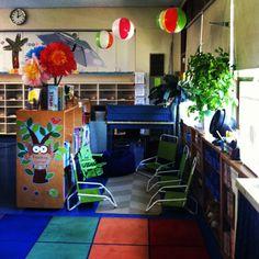 Beach theme - classroom decor