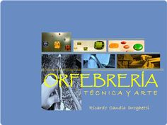 Libro orfebreria web Metal Working, Make It Simple, Jewerly, Jewelry Making, Author, Reading, Books, How To Make, Diy