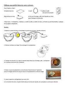 1000 images about recette de cuisine pour enfants on for Atelier cuisine sans cuisson
