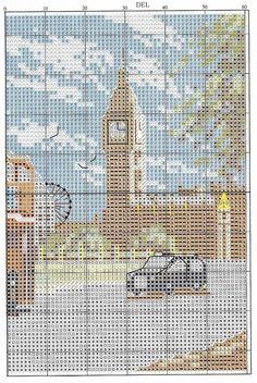 Gallery.ru / Фото #3 - Лондонский автобус - DELERJE