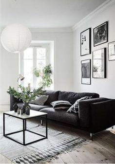 28 Best Dark Sofa Images Interior