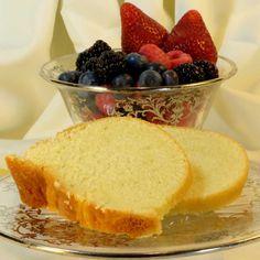 Old Fashioned Pound Cake, Just Fresh, Cake Ingredients, Cornbread, Cheesecake, Vanilla, Salt, Menu, Butter