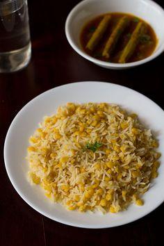 traditional punjabi chana dal khichdi recipe. this chana dal khichdi recipe is unlike the other indian khichdi recipes which have a thin or medium consistency.