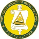 Delta Tau Alpha Honor Society: Agriculture