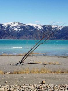 on 72dpi.com A March day at Bear Lake Utah 2014