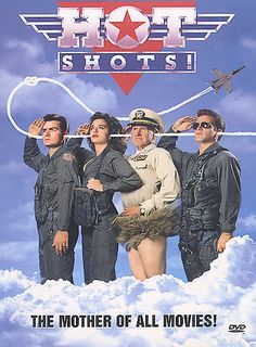 Hot Shots! (DVD, 2002) USED