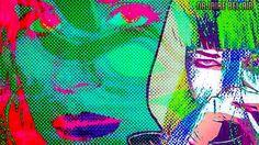 Ultraviolence VS Pulp Fiction (Lana Vs Mia) Hipomaniac Remix