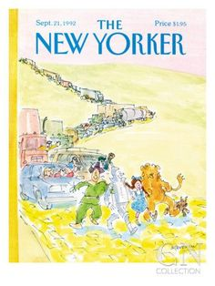 The New Yorker Sept. 21, 1992