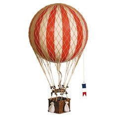 Franco Hot Air Balloon Decor