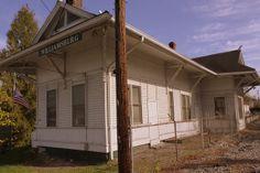 williamsburg kentucky | Williamsburg, KY Train Depot | Flickr - Photo Sharing!