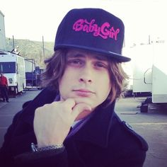 ImageFind images and videos about baby girl, criminal minds and matthew gray gubler on We Heart It - the app to get lost in what you love. Baby Girl Gear, Baby Girl Hats, New Baby Girls, Girl With Hat, Baby Boy, Matthew Gray Gubler, Matthew Grey, Spencer Reid Criminal Minds, Criminal Minds Cast