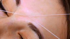 Удаление волос ниткой - это один из самых древних способов удаления волос, использовался в древней Персии, но в наши дни он популярен почти во всех странах м...