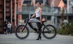 Black Electric Bike – Fubiz™