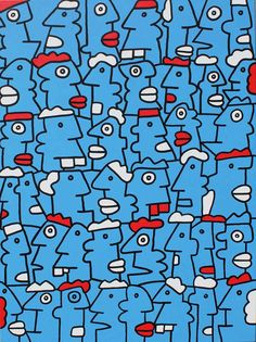 Thierry Noir in London - Broke in London
