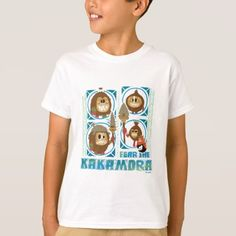 Moana Fear The Kakamora T-shirt Elsa Sister, Colorful Shirts, Kids Outfits, Fitness Models, Cool Designs, Unisex, Casual, Sleeves, Mens Tops