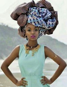 ♡TheWrapLife ~African fashion, Ankara, kitenge, Kente, African prints, Senegal fashion, Kenya fashion, Nigerian fashion, Ghanaian fashion ~DKK