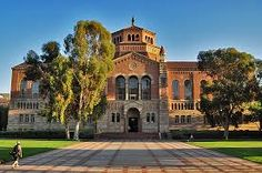 I would be proud to attend UCLA! This UCLA campus picture is magnificent.