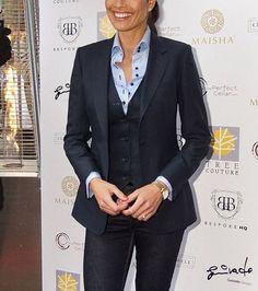 Notch Lapel 3 Piece Women Ladies Business Office Tuxedos Formal Work Wear Suits #Unbranded #Suits
