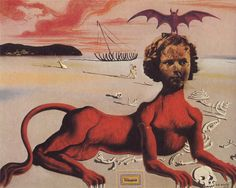 Shirley Temple by Salvador Dali, 1939