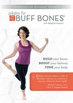 Pilates for Buff Bones - Osteoporosis Exercise Video Review: Pilates for Buff Bones®
