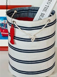 Морское ведро / Nautical bucket - Вечерние посиделки