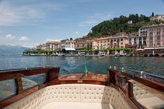 Lake Como, Villa d'Este, Italy, floating pool, lakes