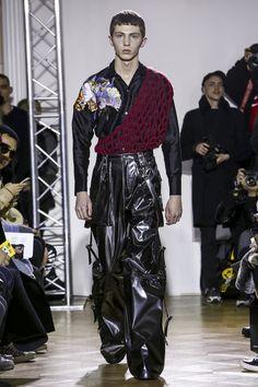 Christian Dada Menswear Fall Winter 2016 Paris