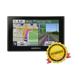 awesome Garmin nuvi 2589LMT 5 GPS Navigation System with Bluetooth Lifetime Maps - For Sale