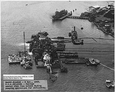 Pearl Harbor Historical Photos: USS Oklahoma - Aerial View During Pumping Operations for Re-floating Pearl Harbor 1941, Pearl Harbor Memorial, Pearl Harbor Attack, Uss Arizona Memorial, Pearl Harbor Pictures, Uss Oklahoma, Remember Pearl Harbor, Us Battleships, Navy Ships