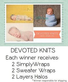 Giveaway from @devotedknits