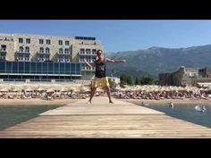 Shut Up and Dance - Walk The Moon - Zumba® Fitness - Choreo: Wadim Kowalczyk - YouTube