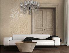 Motivos florales con suaves brillos en nuestras paredes con estos papeles pintados del catálogo Memory 2, belleza natural! https://papelvinilicoonline.com/es/134-memory-2