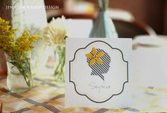 Sophisticated Silhouette Baby Shower - Design Dazzle