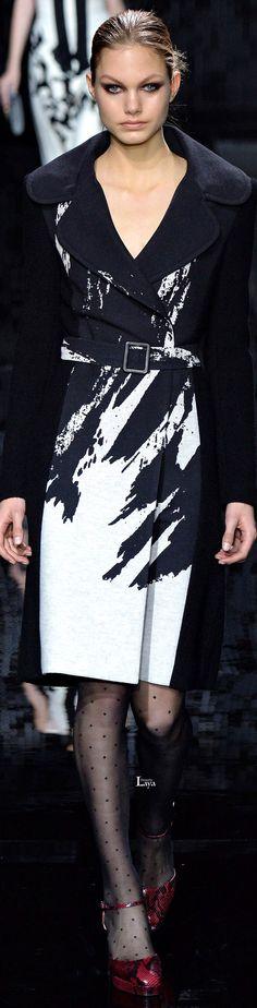 Diane von Furstenberg Fall Winter 2015-16 RTW