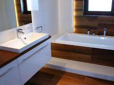Corner Bathtub, Bathroom Lighting, Mirror, Inspiration, Furniture, Bathrooms, Home Decor, Google, Bathroom Light Fittings