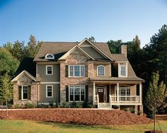 Eplans French Country House Plan - Peerless Curb Appeal - 2883 Square Feet and 4 Bedrooms from Eplans - House Plan Code HWEPL09567