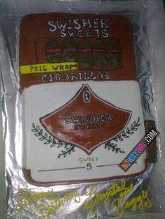 Swisher Sweets Birthday Cake - NoWayGirl