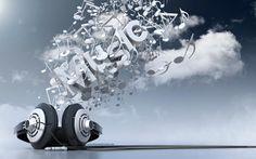 radio music wallpaper