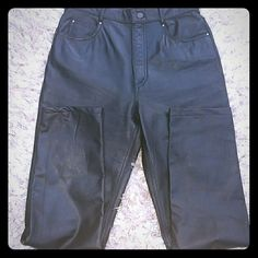 Selling this Wilson's Leather Pants New Without Tags in my Poshmark closet! My username is: tta3410. #shopmycloset #poshmark #fashion #shopping #style #forsale #Wilsons Leather #Pants use invite code BPHIV for a  $10 credit towards your purchase when you install the app.