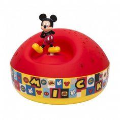 Projecteur d'étoiles muscial - Mickey, Disney, 34,90 €