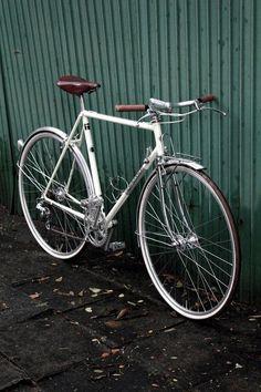 // Papa's bike //