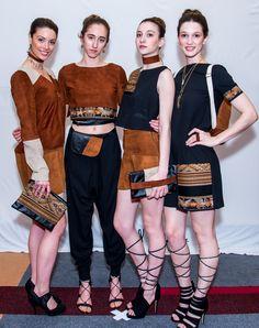 The S/S collection 2016 - Valerie C.  La collection Printemps/Été 2016 - Valérie C. #valeriecdesign #fashion #suede #cndfmode  Crédit photo : David Moura